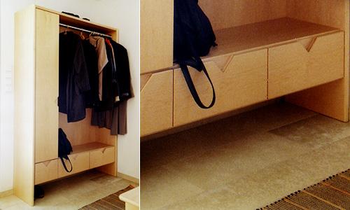 garderobe schreinerei held ihre schreinerei in freising und m nchen. Black Bedroom Furniture Sets. Home Design Ideas